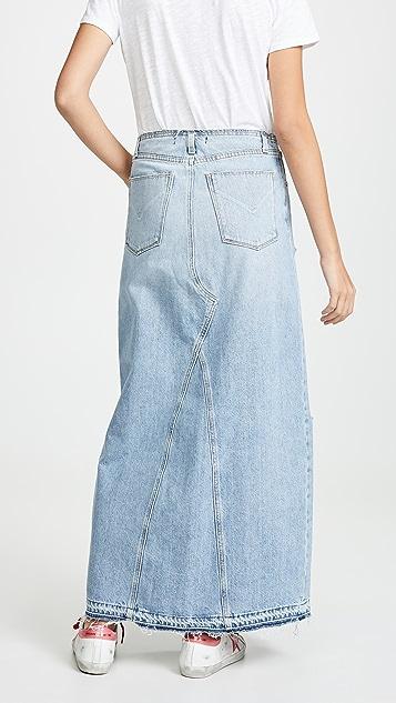 Hudson Sloane Long Skirt