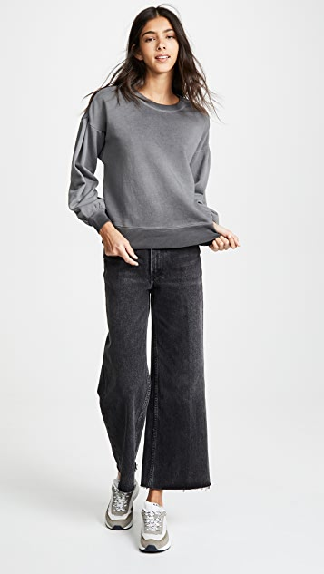 Hudson Triangle Back Sweatshirt