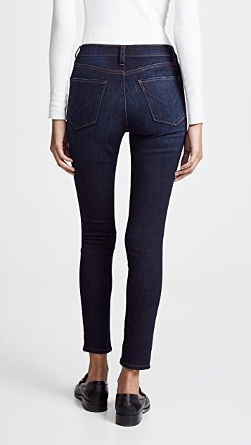 Hudson Barbara High Waisted Ankle Jeans