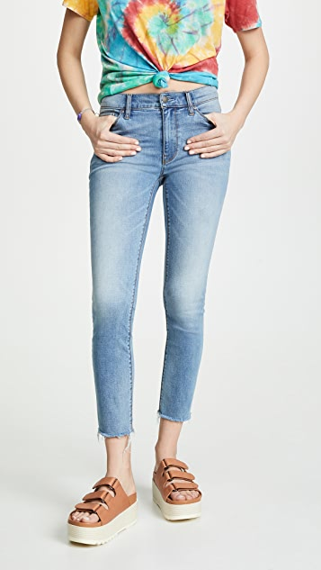Hudson Tally Crop Jeans