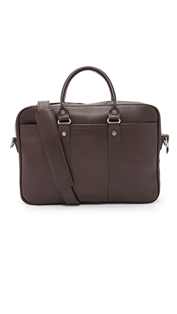 J.W. Hulme Co. Century Attache Briefcase