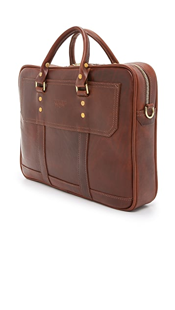 J.W. Hulme Co. Fremont Attache Briefcase