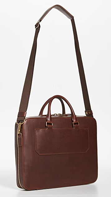 J.W. Hulme Co. Fremont Briefcase
