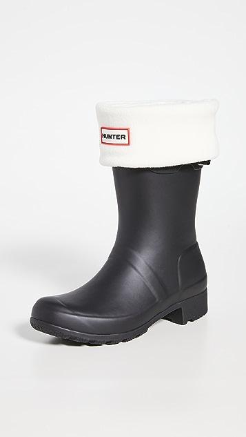 Hunter Boots 短靴袜