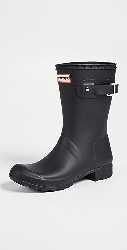 Hunter Boots - Original Tour Short Boots