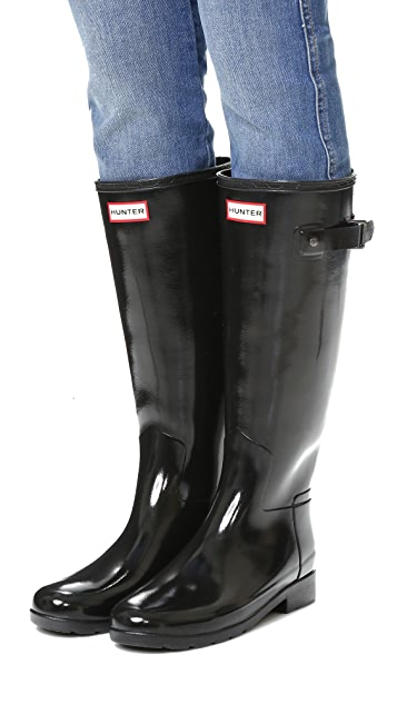 Hunter Boots Original Refined Gloss Boots