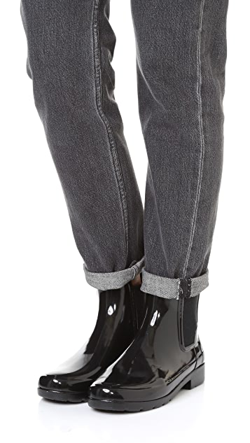 Hunter Boots Original Refined Chelsea Booties