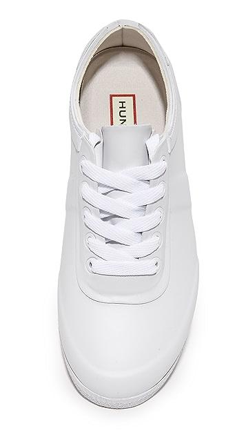 Hunter Boots Original Low Rubber Sneakers