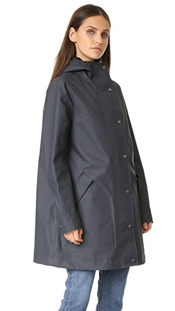 Hunter Boots Original Rubberized Hunting Coat