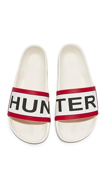Hunter Boots Original Hunter Slides