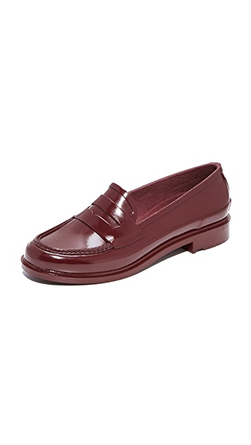 Hunter Boots Original Penny Loafers