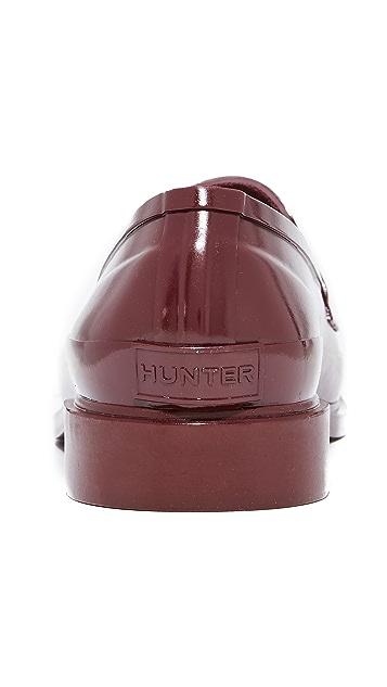 Hunter Boots Пенни-лоуферы Original