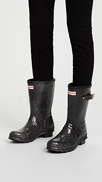 Hunter Boots Original Starcloud Short Boots