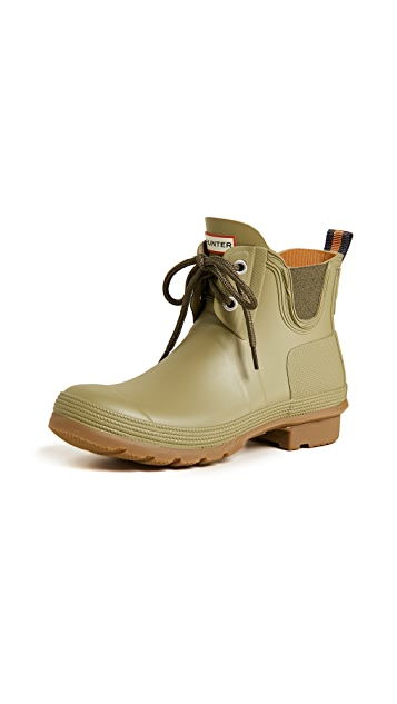 Hunter Boots Original Sissinghurst Lace Up Boots