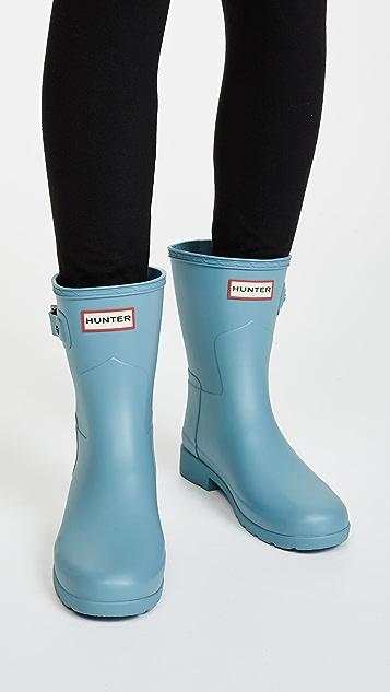 Hunter Boots Original Refined Short Boots