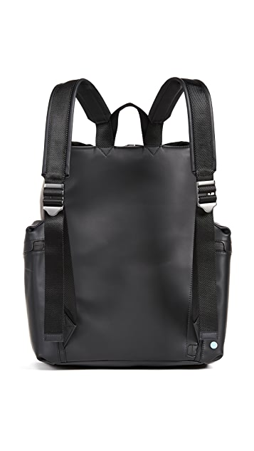 Hunter Boots Original Rubberised Leather Backpack