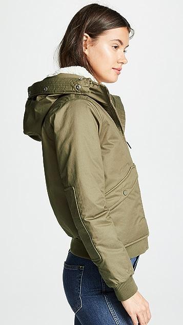 Hunter Boots Original Insulated Bomber Jacket