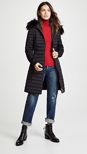 Hunter Boots Refined Down Coat
