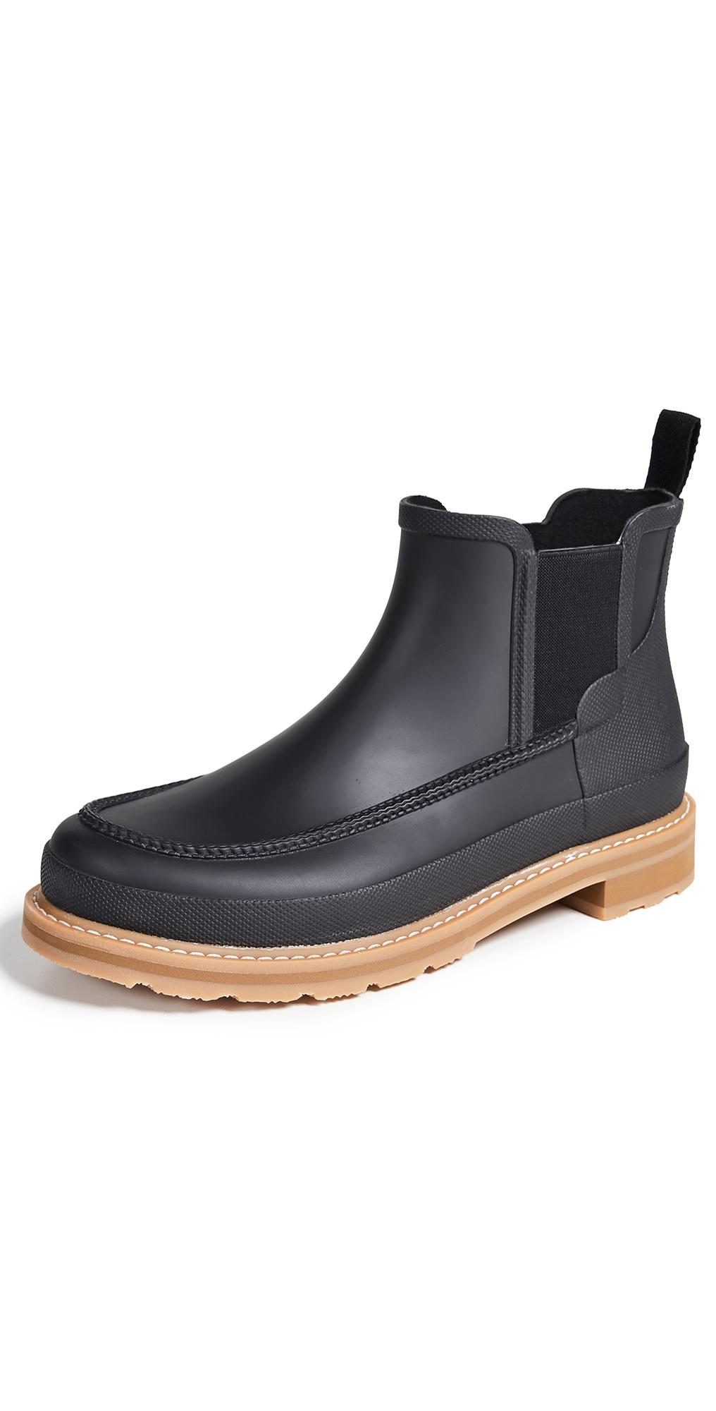 Lightweight Mocc Toe Short Boots
