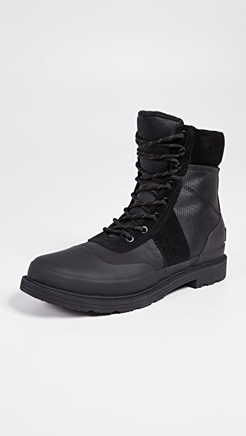 Hunter Boots Insulated Commando Boots