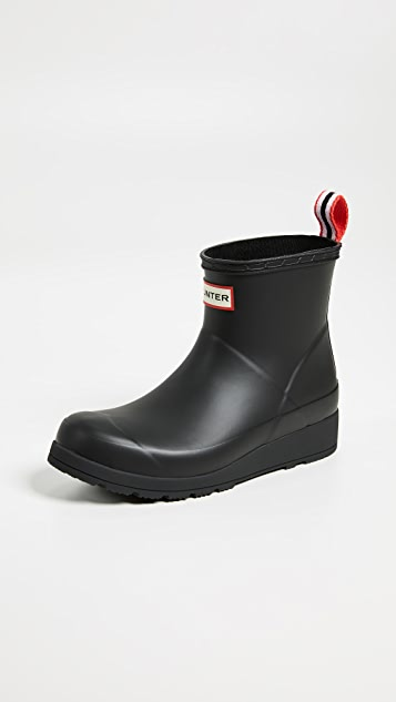 Hunter Boots Original Play Short Boots