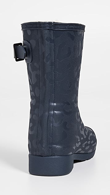 Hunter Boots Refined Insulated Short Boots