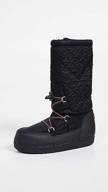 c62e26465d8d Hunter Boots Original Snow Quilted Boots