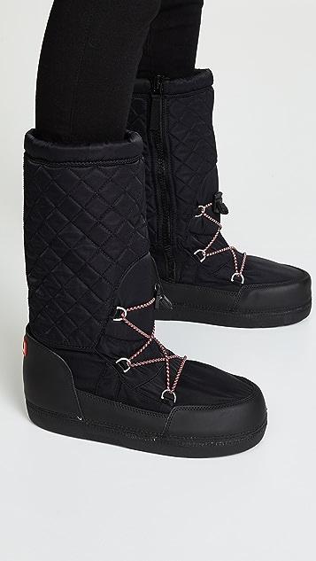 a5a9d3e7b43c ... Hunter Boots Original Snow Quilted Boots ...