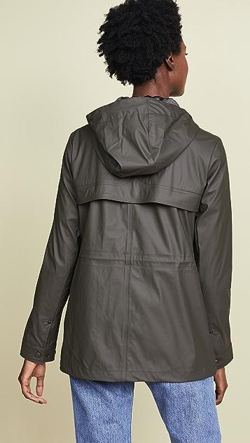 Hunter Boots Облегченная прорезиненная куртка