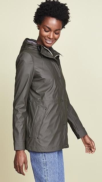 Hunter Boots Lightweight Rubberized Jacket