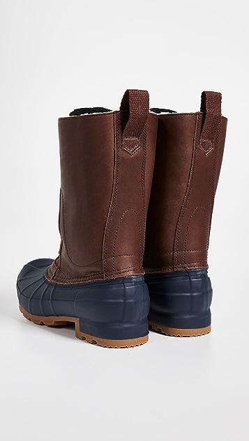 Hunter Boots Men's Original Insulated Pac Boots