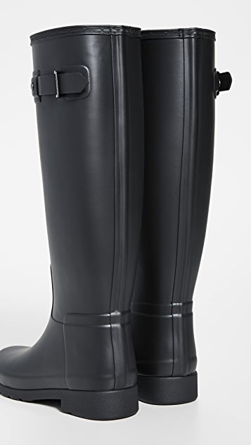 Hunter Boots Refined Tall Matte Boots