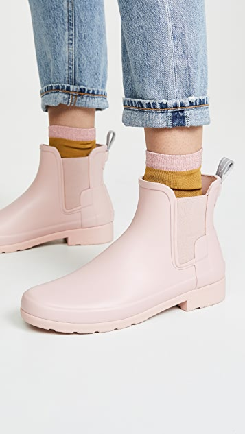 Hunter Boots Original Refined Matte Boots