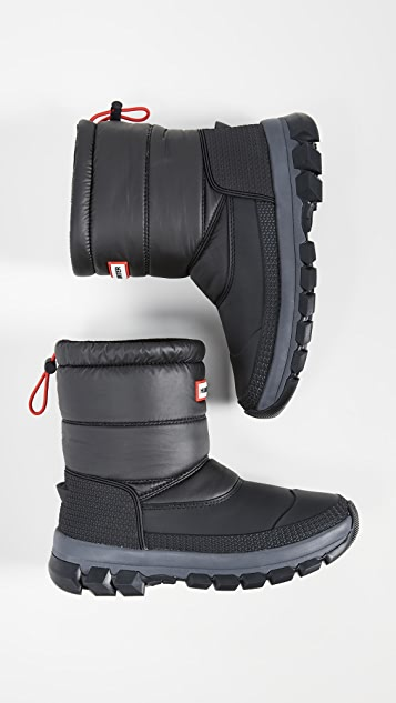 Hunter Boots Original Snow Short Boots