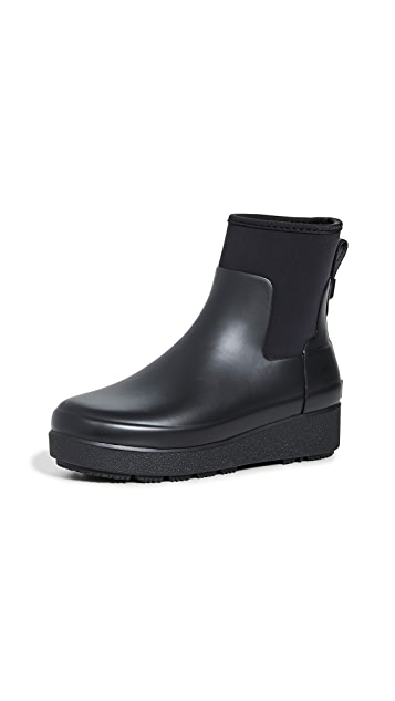 Hunter Boots Refined Creeper Neo Chelsea Boots