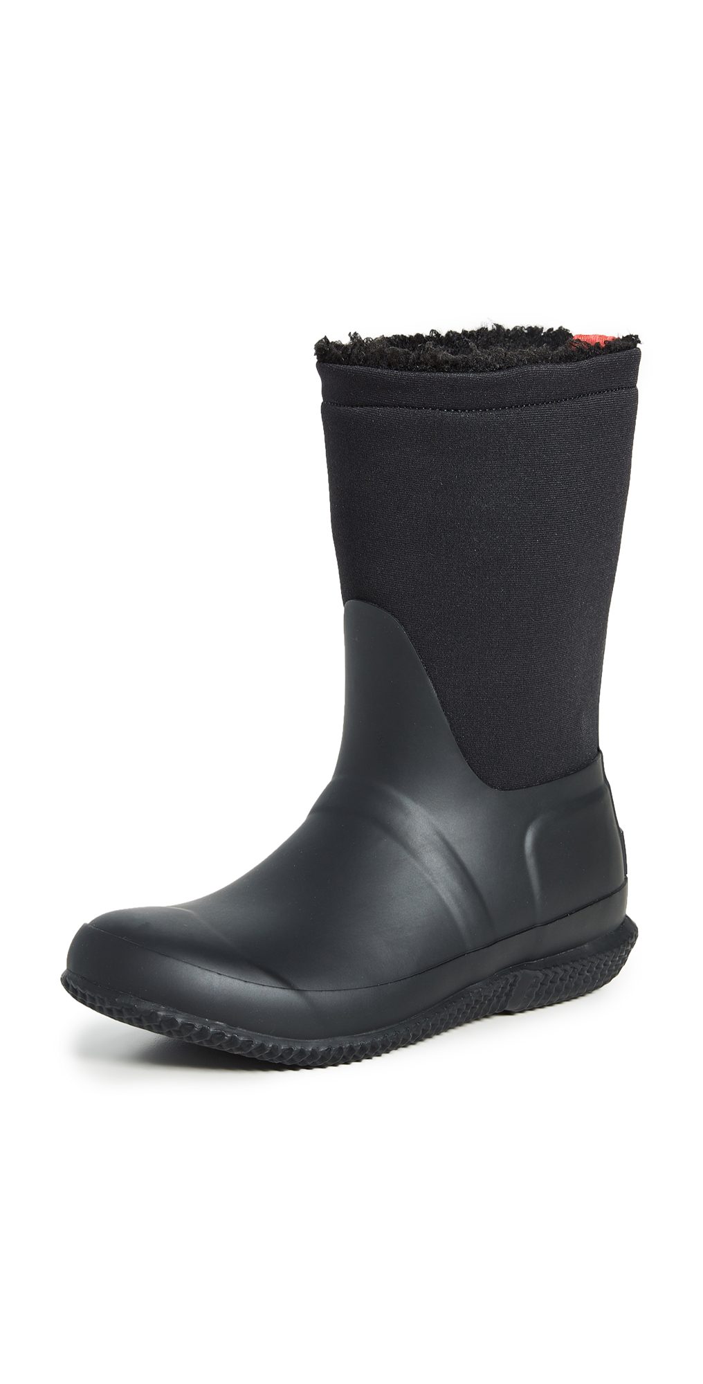 Hunter Boots Original Roll Top Sherpa Boots