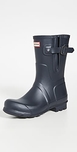 Hunter Boots - Original Side Adjustable Short Boots