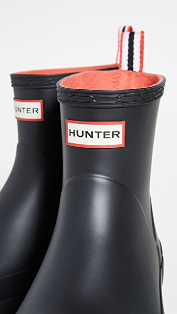 Hunter Boots Insulated Play Short Boots