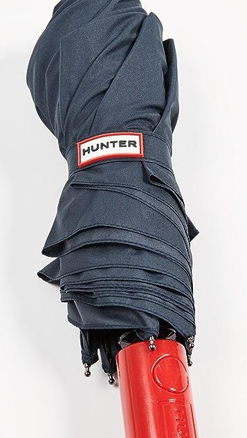 Hunter Boots Original Auto Compact Umbrella