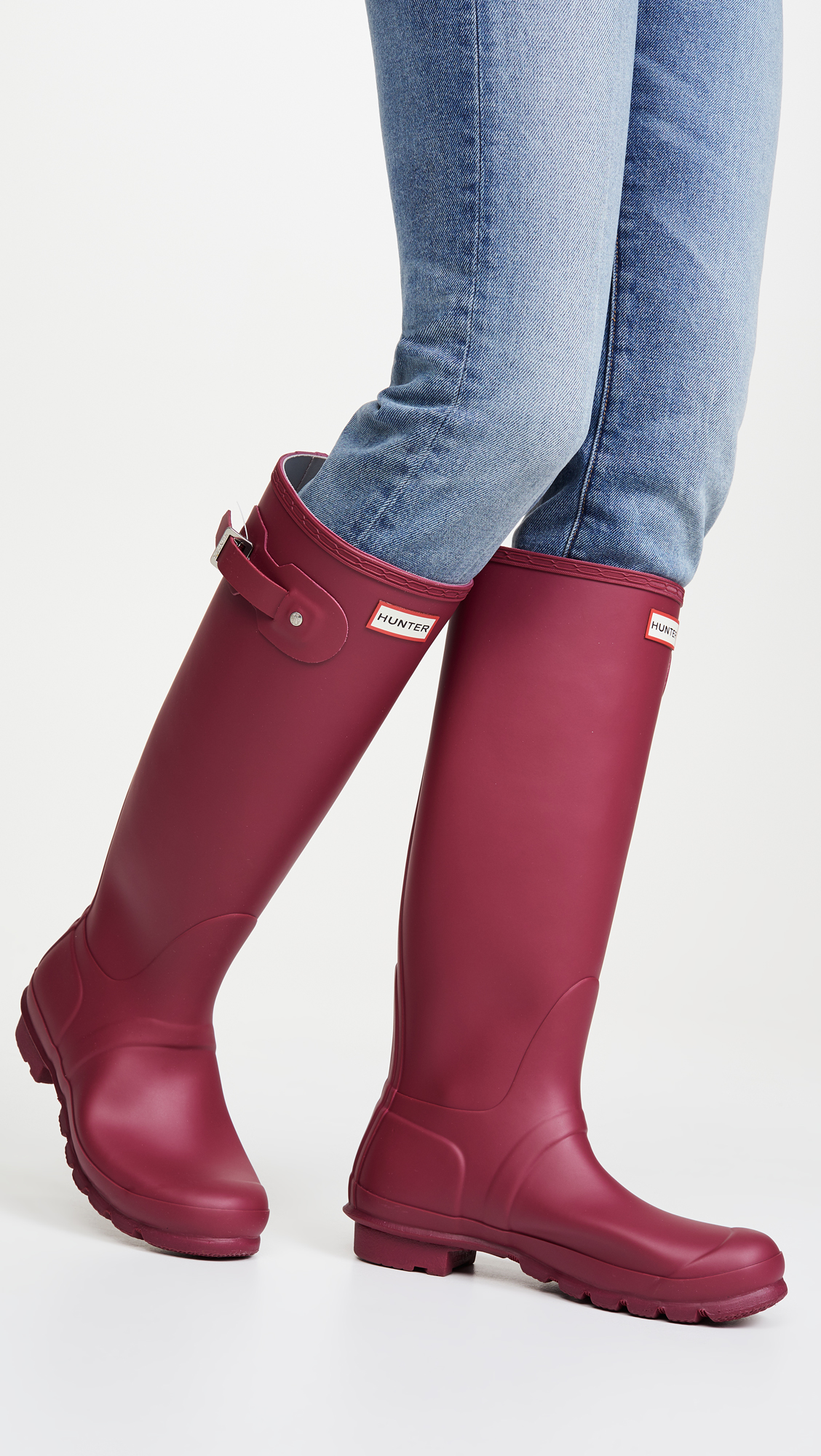 Hunter Boots Womens Original Tall Boots