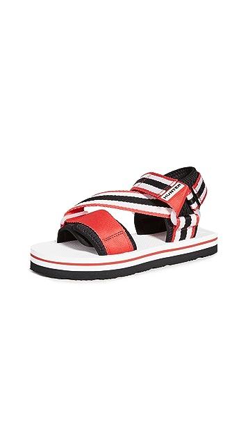 猎靴 女士原创款海滩凉鞋