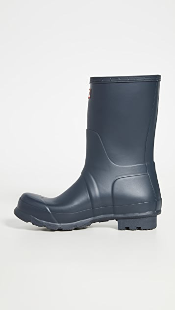 Hunter Boots Tour Short Boots