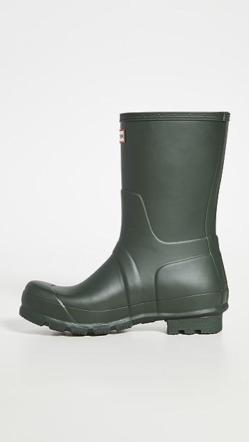 Hunter Boots Tour Short Boots