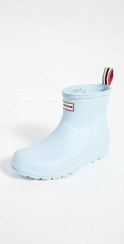 Hunter Boots - Original Short Play 靴子