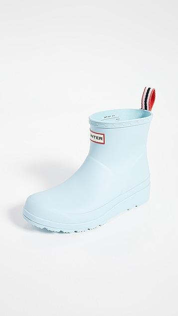Hunter Boots Original Short Play 靴子