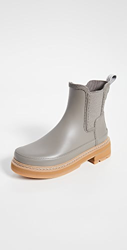 Hunter Boots - Refined Stitch Boots