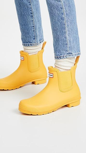 Hunter Boots Original 切尔西式靴子