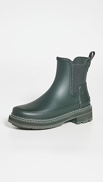 Hunter Boots Refined Stitch Chelsea Boots
