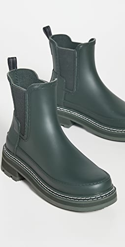 Hunter Boots - Refined Stitch Chelsea Boots