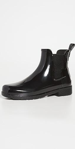 Hunter Boots - Original Refined Chelsea Booties